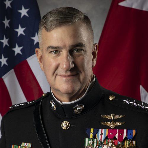 Gen Glenn Walters, USMC (Ret.)